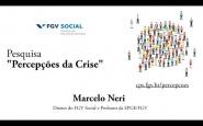 """Entrevista da pesquisa: """"Percepções da Crise"""""""