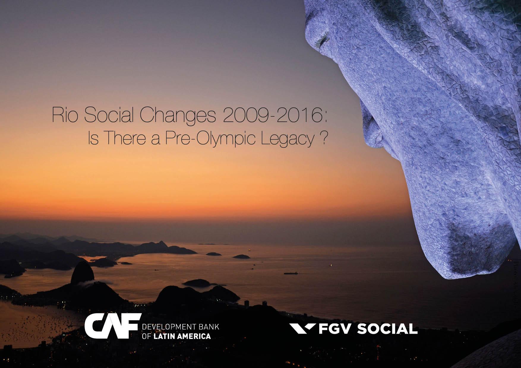 Research - Rio 2016 - FGV Social