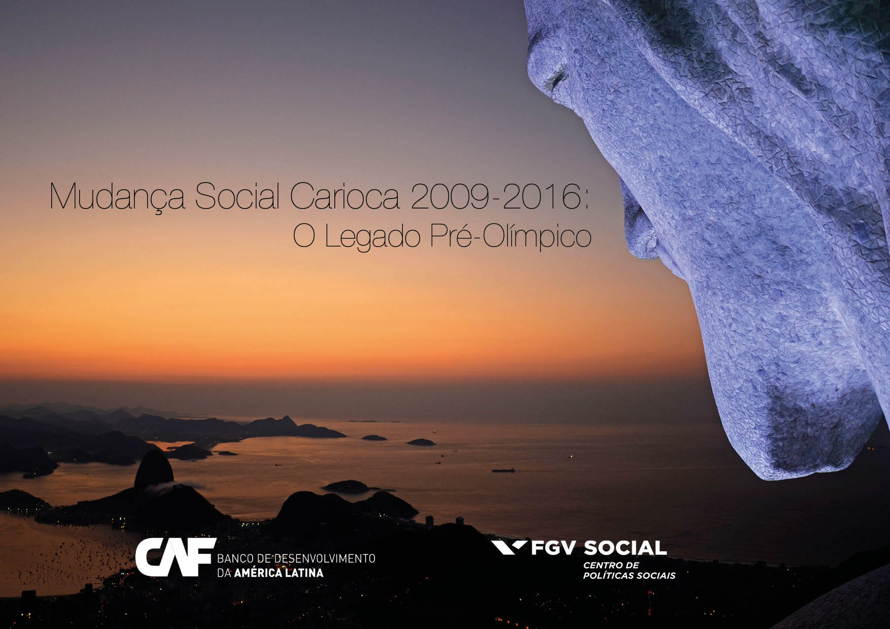 Capa - Pesquisa Rio 2016 - FGV Social